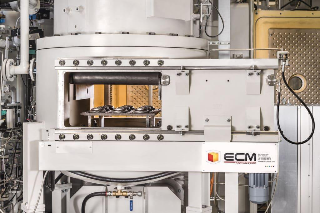 1st order of ICBP Nano – Multi chambers furnace