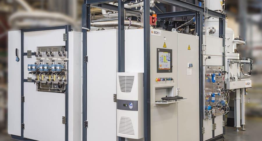 Icbp 174 Nano Gas Quenching Vacuum Furnace Ecm Technologies